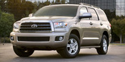 2007 Toyota Sequoia Review
